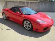 2004 Ferrari 360 360 MODENA SPIDER